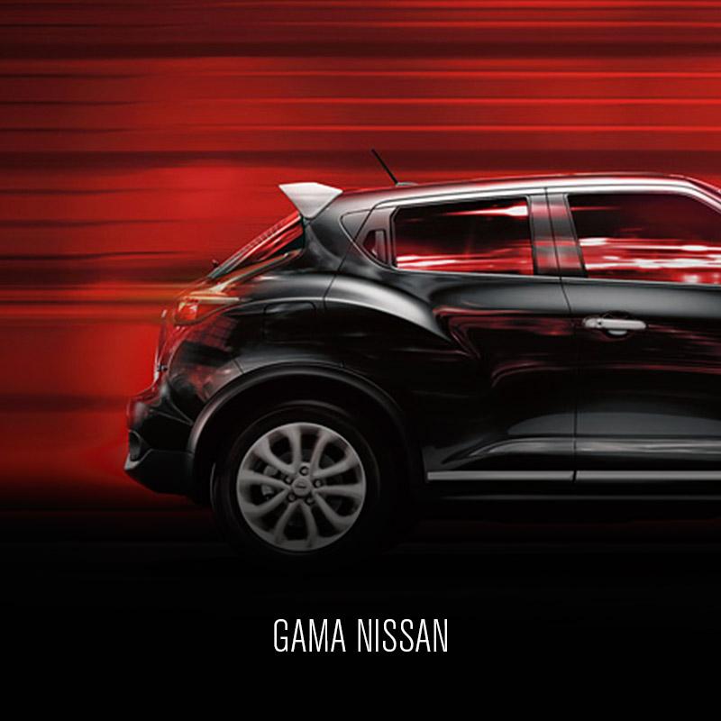 Gama Nissan