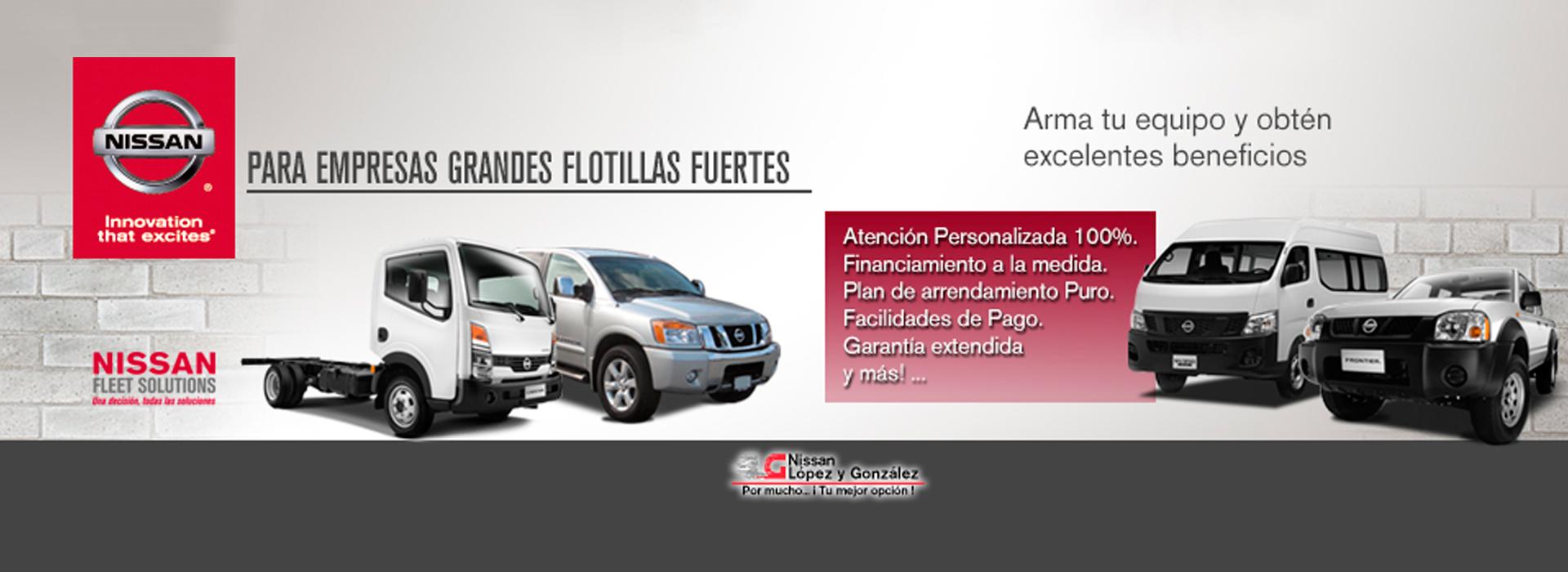 Nissan Fleet Solutions