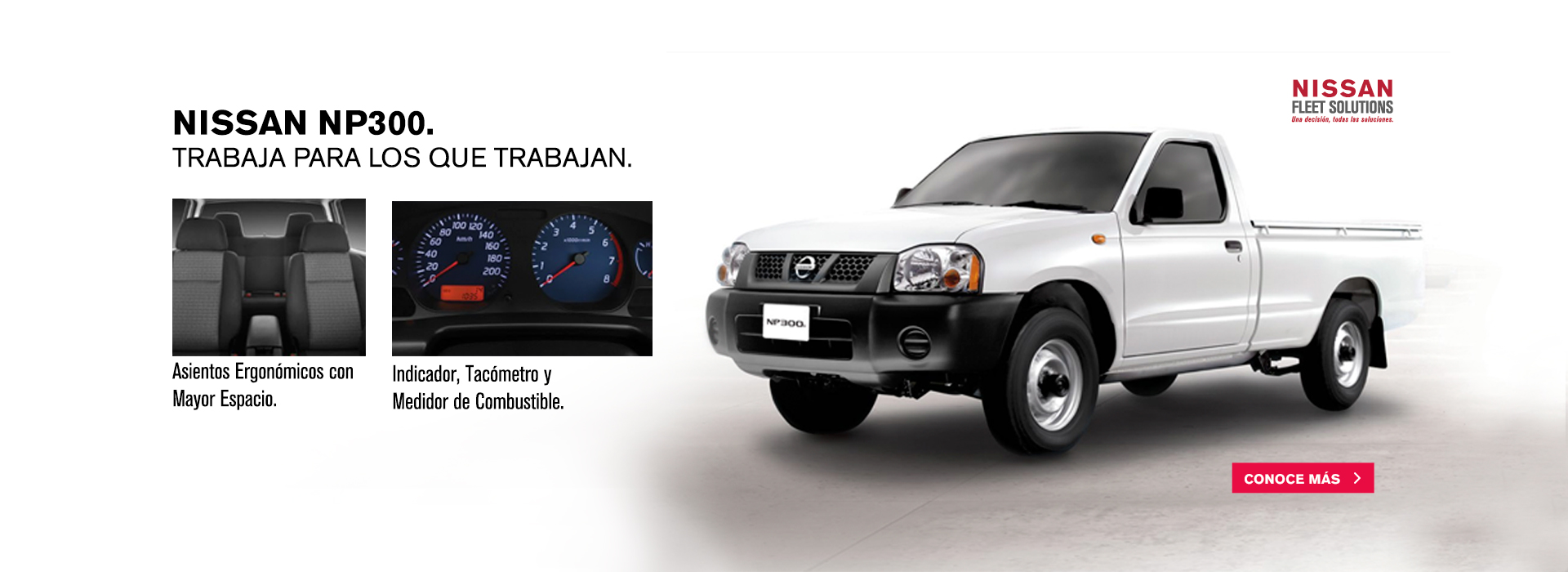 Nissan LCV's