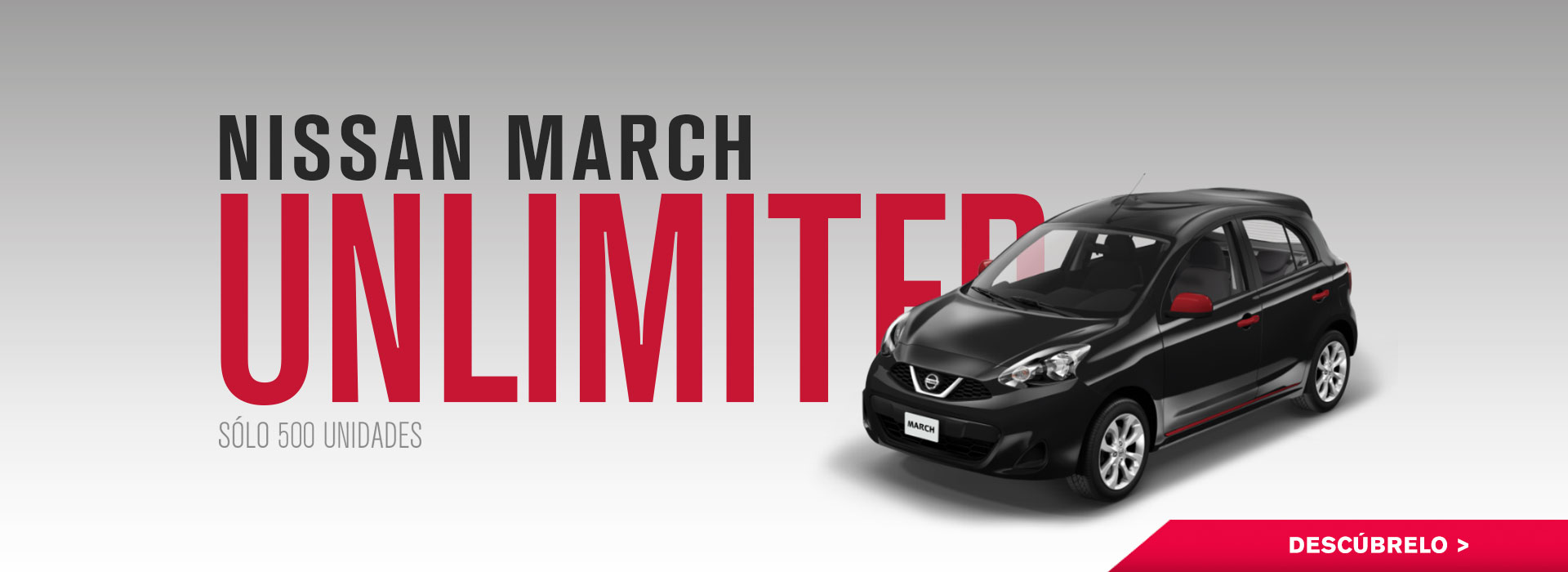 Nissan March Unlimited