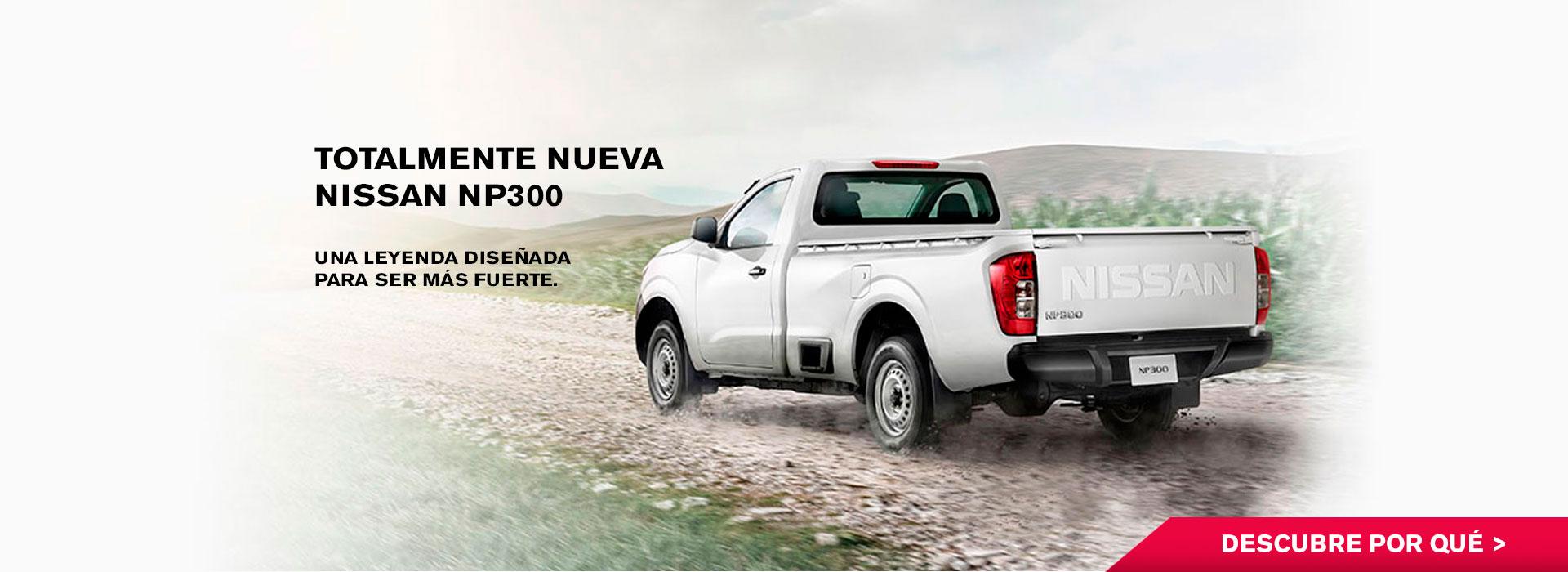 Nueva NP300