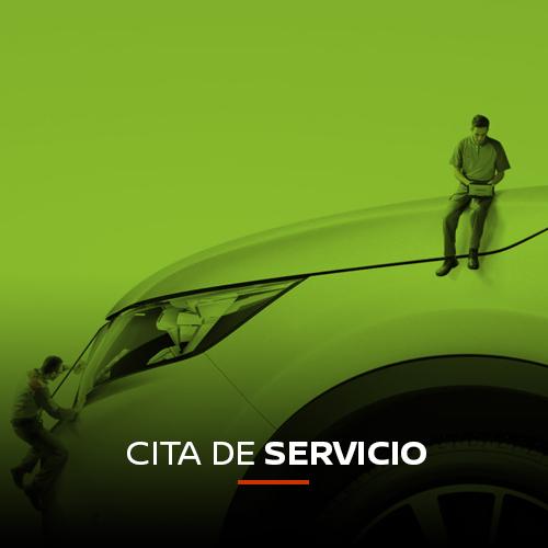 Cita de Servicio