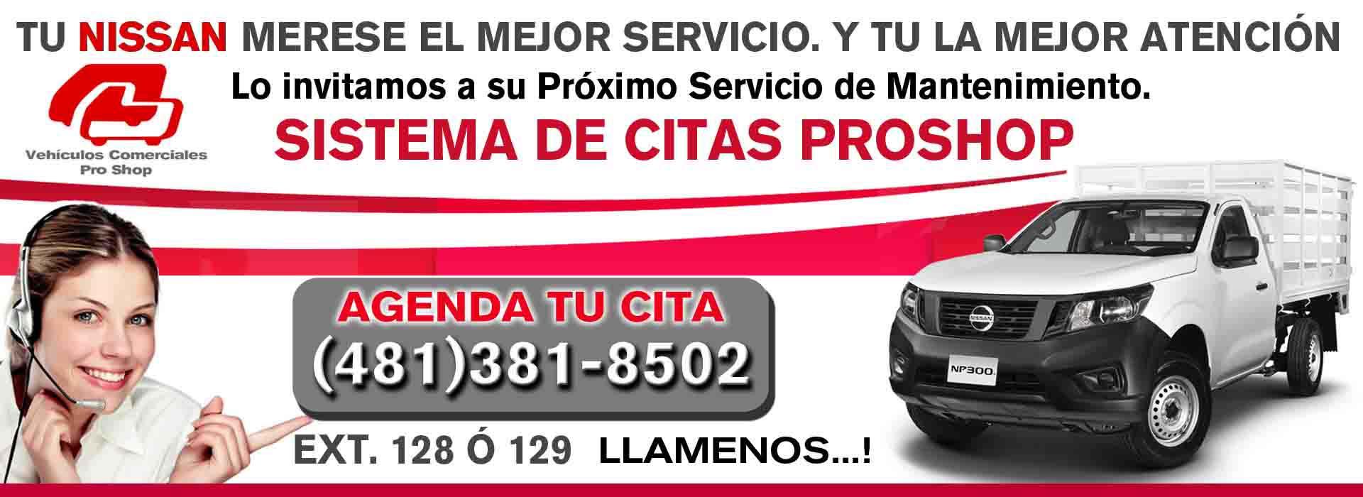 Citas Pro Shop