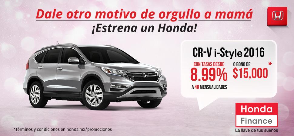Promoción CR-V