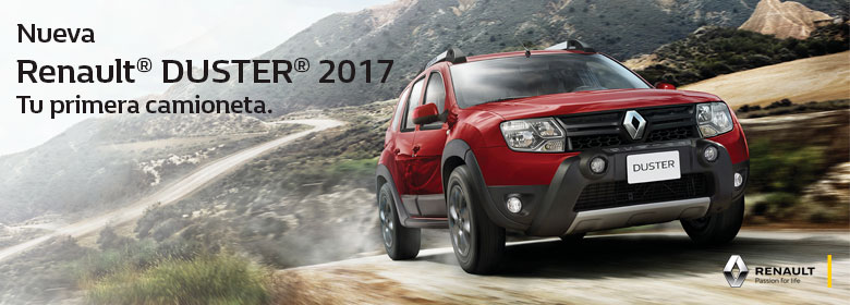 DUSTER 2017