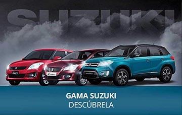 Gama Suzuki