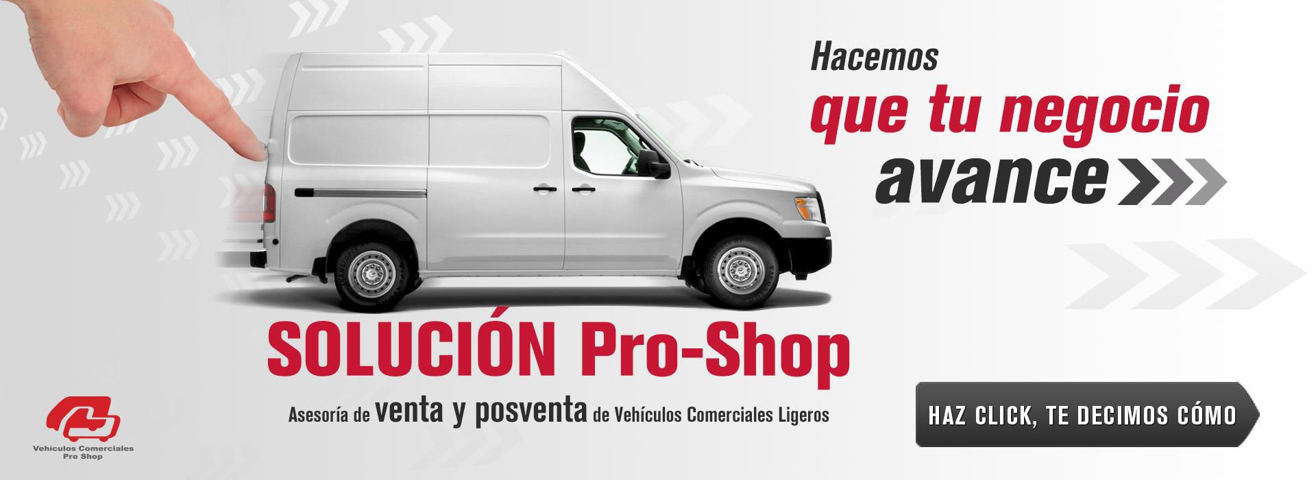 Solución Pro Shop