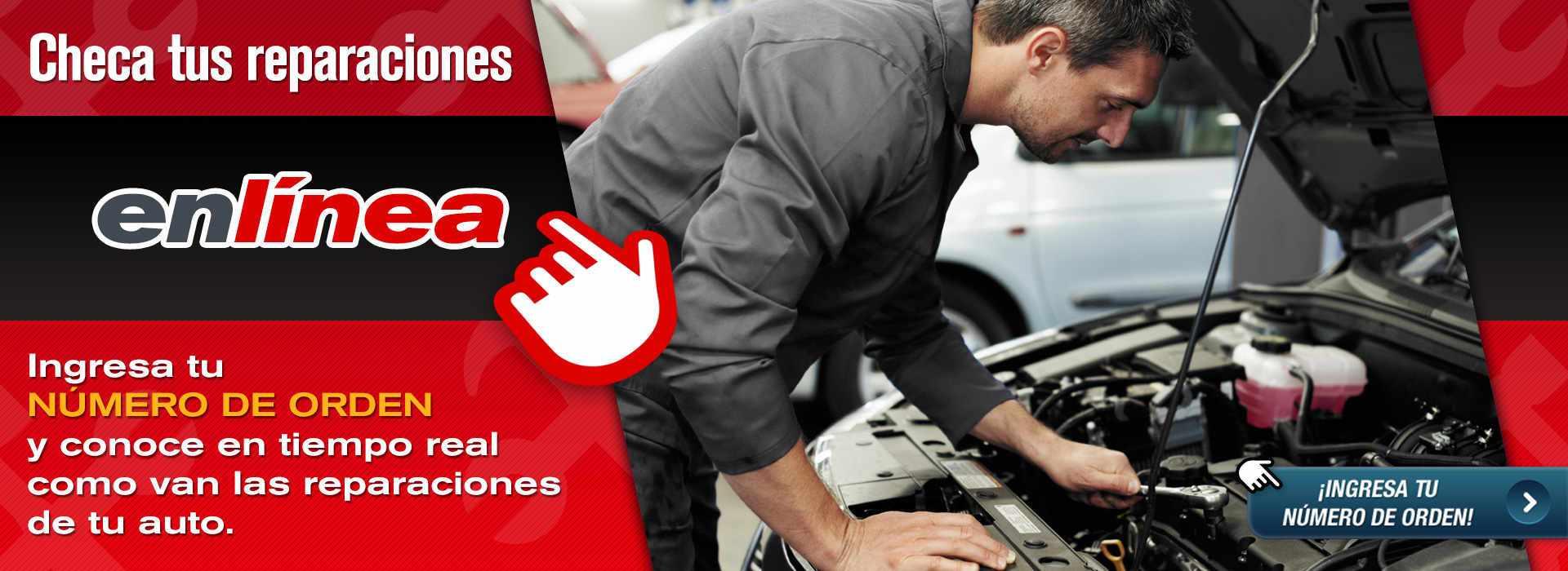 clear Mechanic - Consulta tu orden de servicio