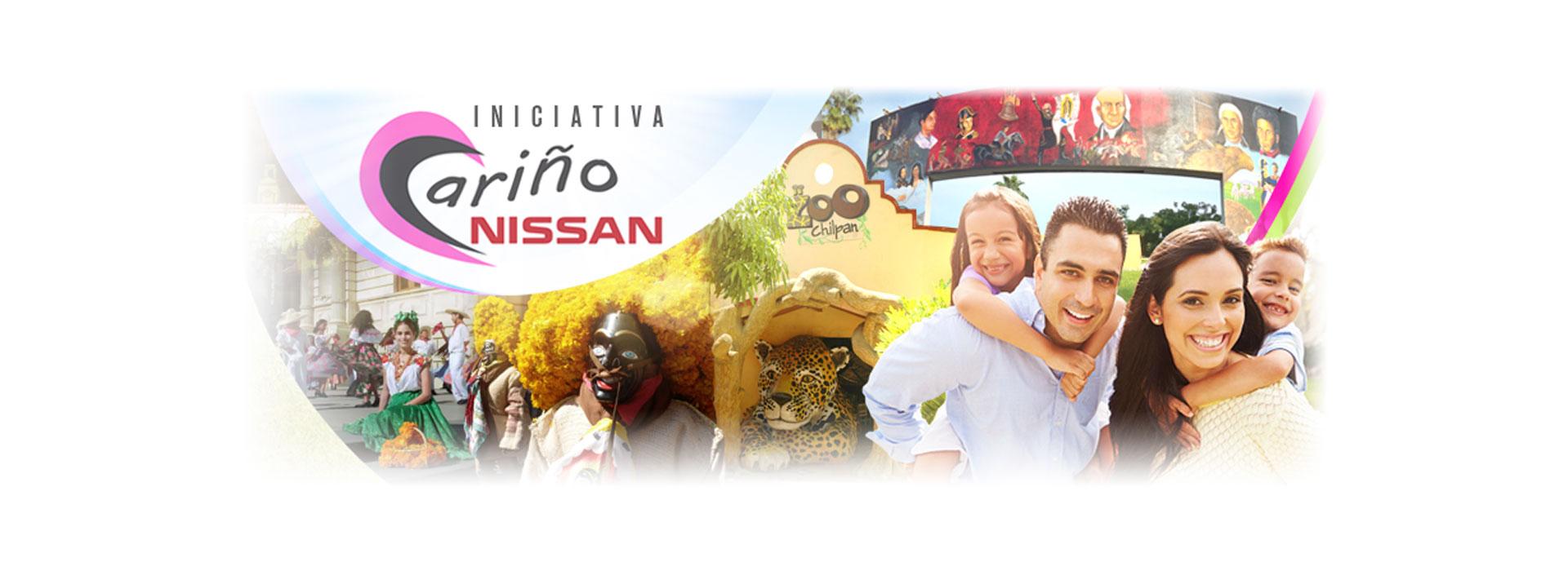 Nissan Iniciativa Cariño