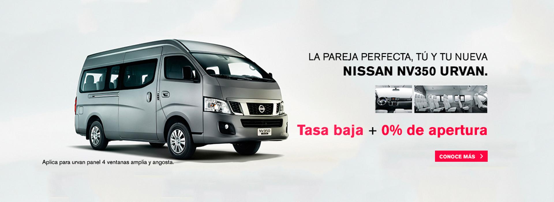 Nissan Urvan 350