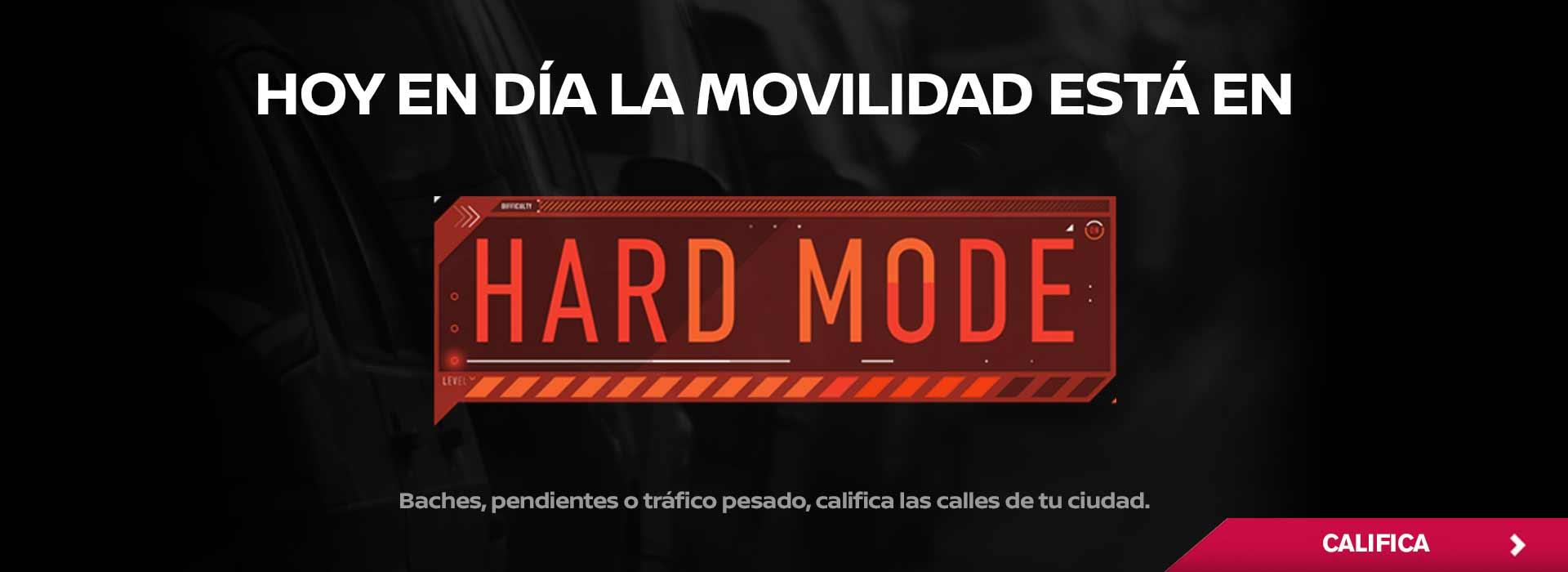 #HardMode