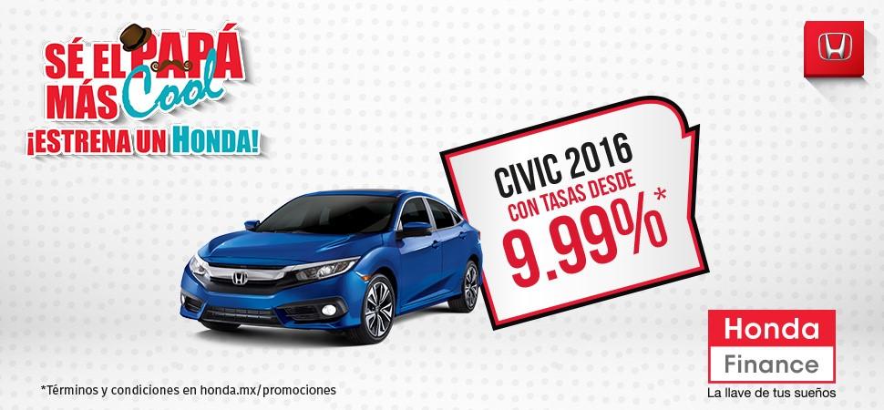 Promoción Honda Civic