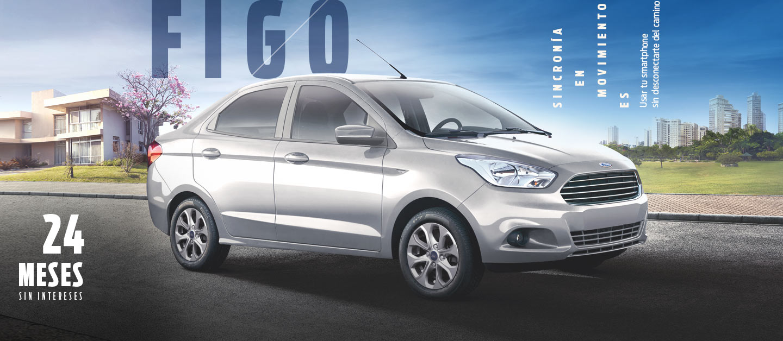 Promociones Ford Figo