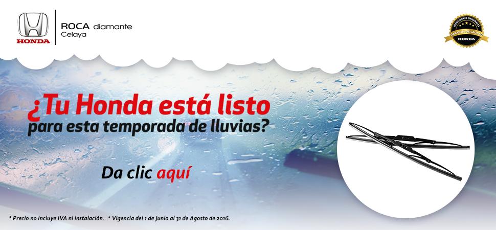 Promo lluvias 2016
