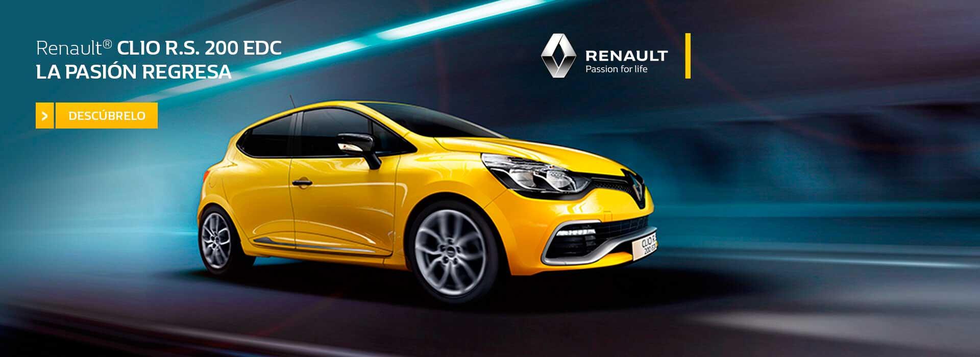 Renautl Clio 2016