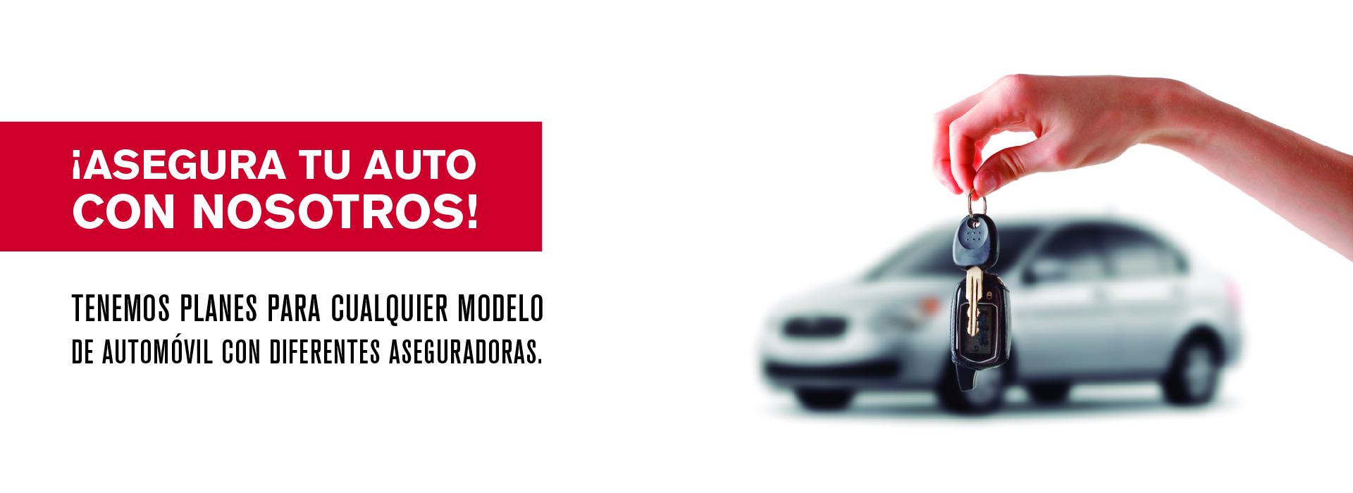 Asegura tu auto Nissan Multimarca toluca metepec zinacantepec san mateo