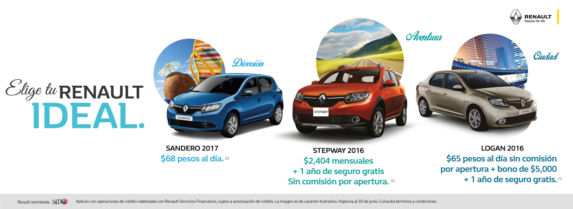Promociones Renault