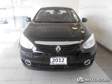 2012 RENAULT FLUENCE PRIVILEGE