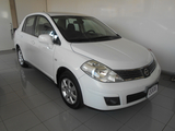 2008 NISSAN TIIDA SEDAN SEDAN EMOTION 6T/M C/A