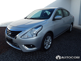 2015 NISSAN VERSA ADVANCE MT