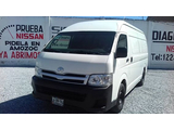 2013 Toyota Hiace 2.7L Panel Larga