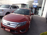 Ford \t Fusion