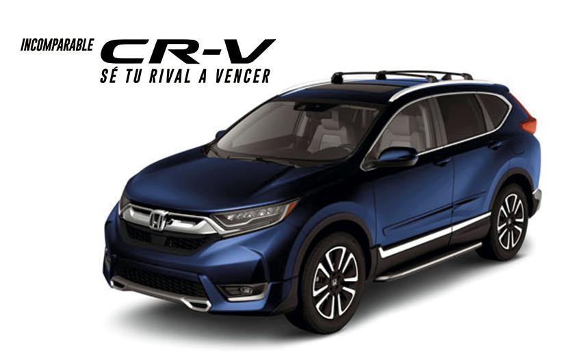 PRECIOS Y VERSIONES CR-V 2017 - Honda Del Valle Oaxaca