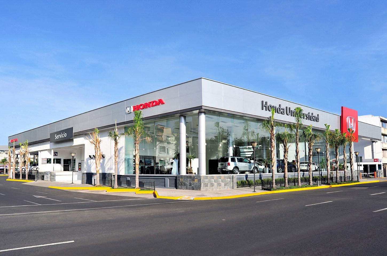 Global Auto Leasing >> NUESTRA AGENCIA - Honda Universidad - Benito Juárez ...